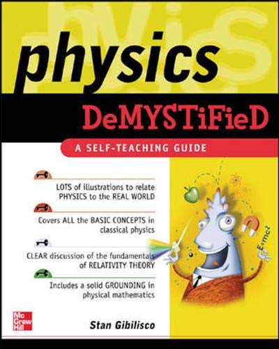9780071382014: Physics Demystified : A Self-Teaching Guide (Demystified)