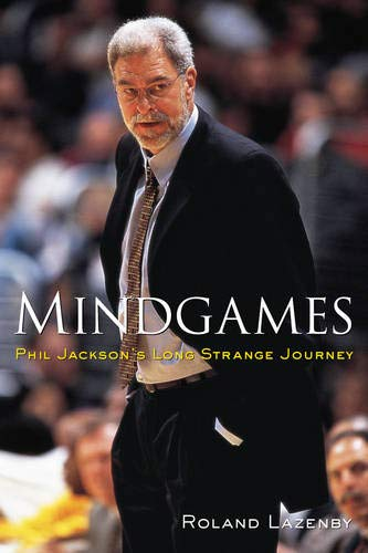 9780071382083: Mindgames: Phil Jackson's Long Strange Journey