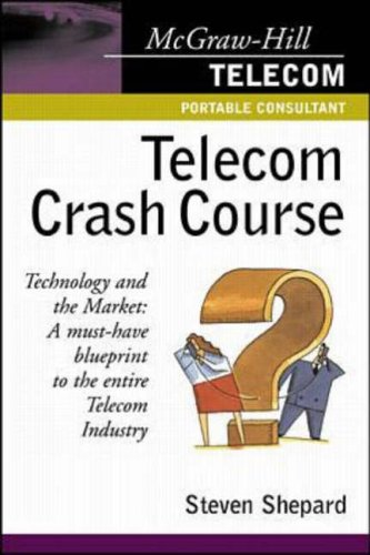 9780071382137: Telecom Crash Course (McGraw-Hill Telecom Portable Consultant)