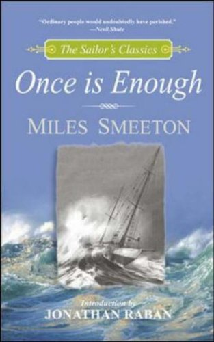 9780071382199: Once is Enough (Sailor's Classics)
