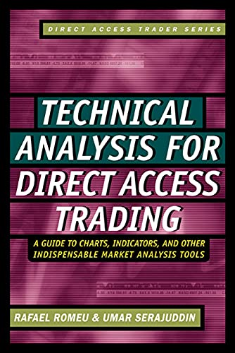 9780071382656: Technical Analysis for Direct Access Trading: A Guide to Charts Indicators and Other Indispensable Market Analysis Tools