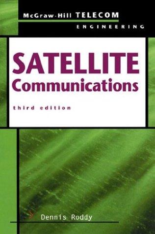 9780071382854: Satellite Communications