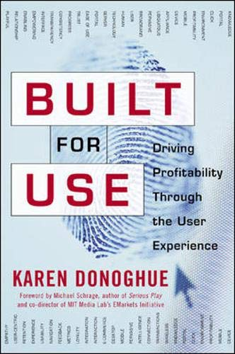 9780071383042: Built for Use: Driving Profitability through the User Experience