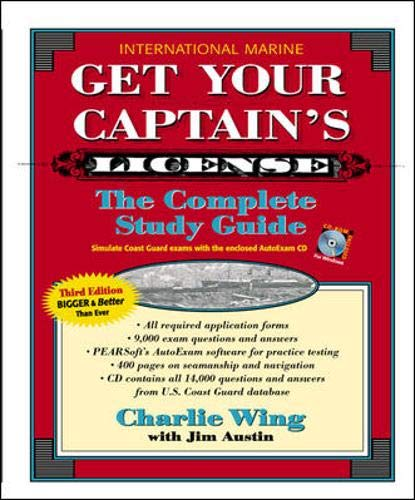 9780071383158: Get Your Captain's License, Third Edition