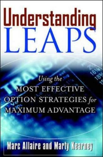 9780071383868: Understanding Leaps: Using the Most Effective Option Strategies for Maximum Advantage