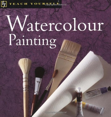 9780071384476: Teach Yourself Watercolour Painting, New Edition