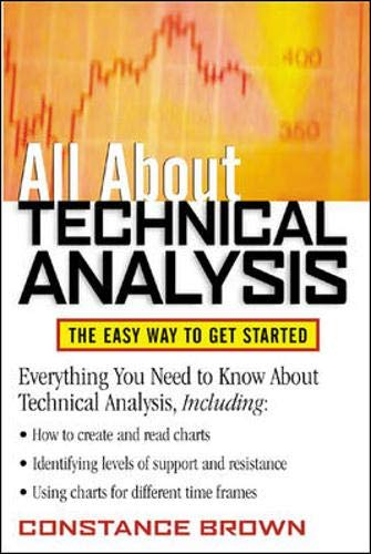 9780071385114: All About Technical Analysis : The Easy Way to Get Started