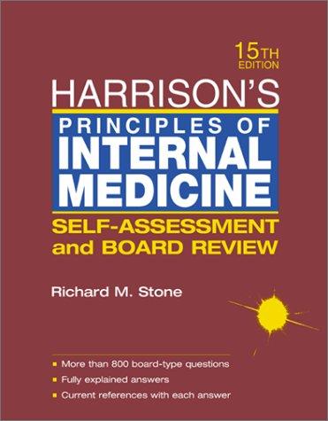 Harrison's Principals of Internal Medicine