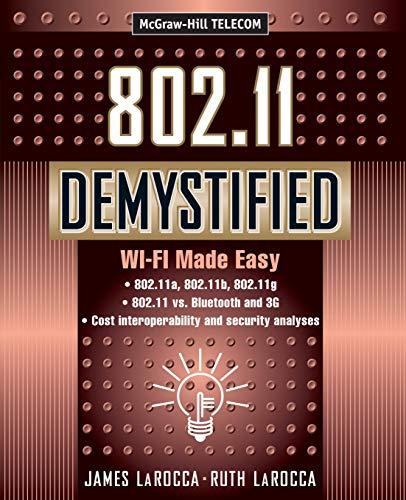 9780071385282: 802.11 Demystified: Wi-Fi Made Easy