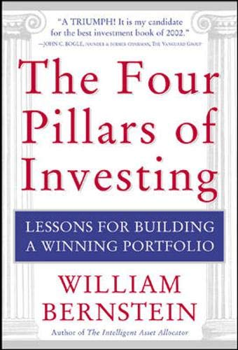 9780071385299: The Four Pillars of Investing: Lessons for Building a Winning Portfolio