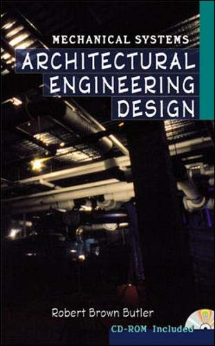 9780071385466: Architectural Engineering Design: Mechanical Systems