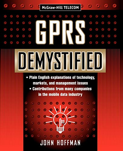 9780071385534: Gprs Demystified