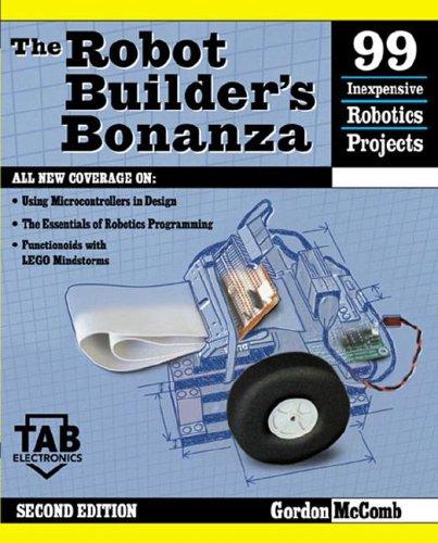 9780071386715: The Robot Builder's Bonanza