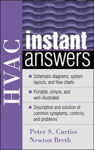 9780071387019: HVAC Instant Answers