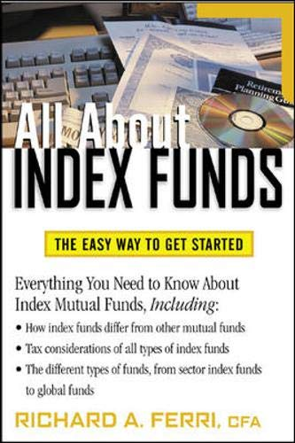 9780071387057: All About Index Funds: The Easy Way to Get Started