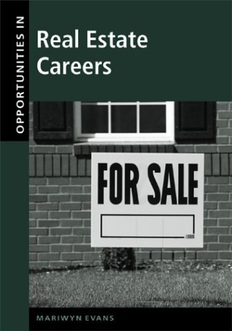 9780071387149: Opportunities in Real Estate Careers, Revised Edition