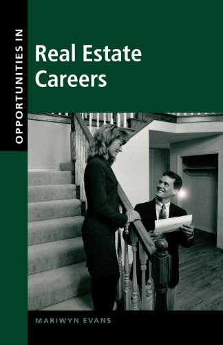 9780071387156: Opportunities in Real Estate Careers, Revised Edition