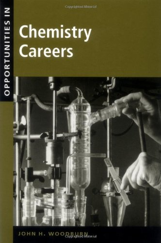 9780071387187: Opportunities in Chemistry Careers, Revised Edition