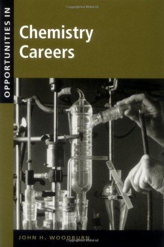 Opportunities in Chemistry Careers: John H. Woodburn