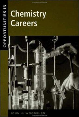 9780071387194: Opportunities in Chemistry Careers