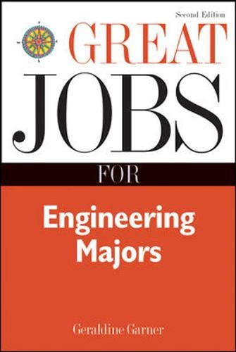 9780071387323: Great Jobs for Engineering Majors, Second Edition
