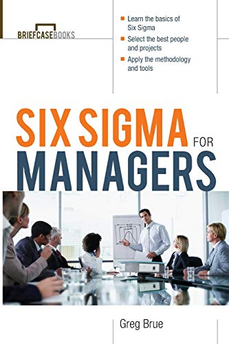 9780071387552: Six Sigma For Managers