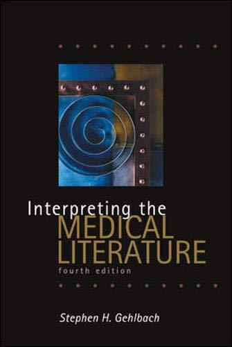 9780071387620: Interpreting the Medical Literature