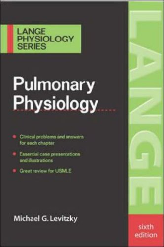 9780071387651: Pulmonary Physiology (Lange Physiology Series)