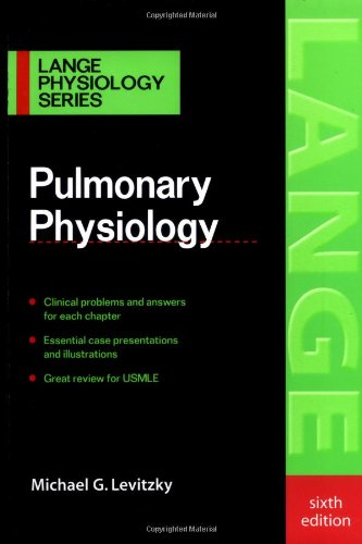 9780071387651: Pulmonary Physiology (Lange Physiology)