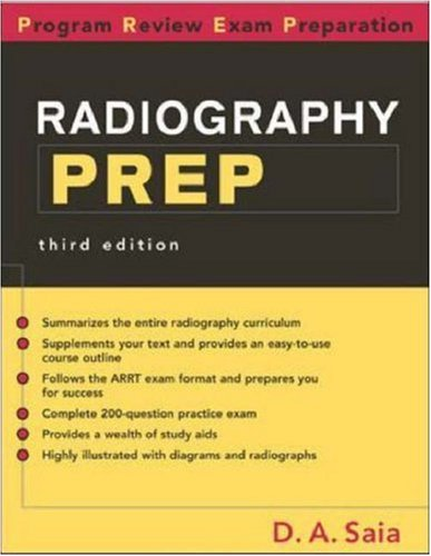 Radiography PREP : Program Review and Exam