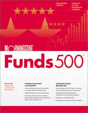 9780071387712: Morningstar Funds 500: 2002 Edition