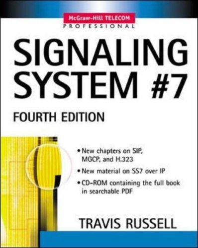 9780071387729: Signaling System 7 (McGraw-Hill Telecom Professional)