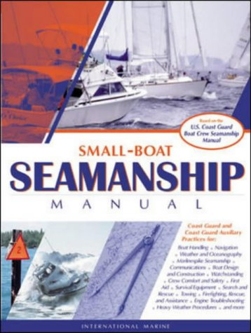 9780071388009: U.S. Coast Guard Seamanship Manual