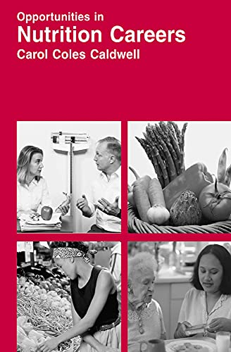 9780071388139: Opportunities in Nutrition Careers Revised Edition