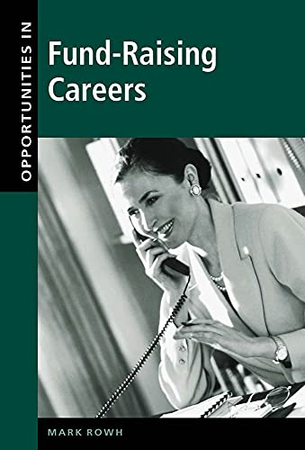 9780071388351: Opportunities in Fund-Raising Careers