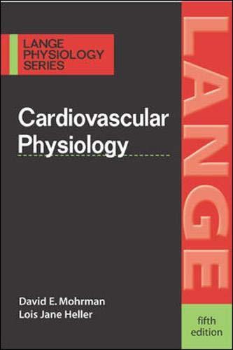 9780071388641: Cardiovasular Physiology