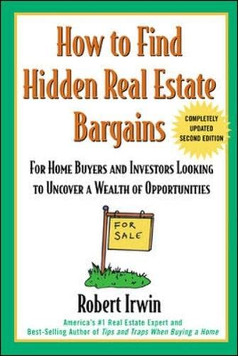 9780071388764: How to Find Hidden Real Estate Bargains 2/e