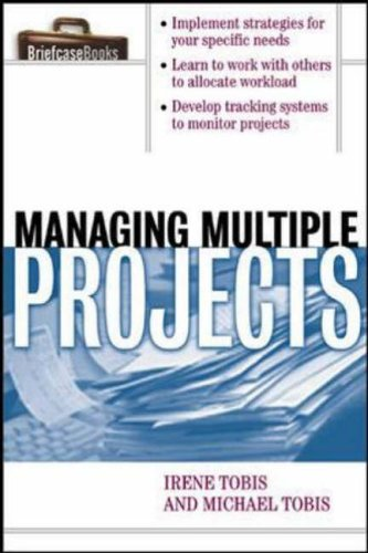 9780071388962: Managing Multiple Projects