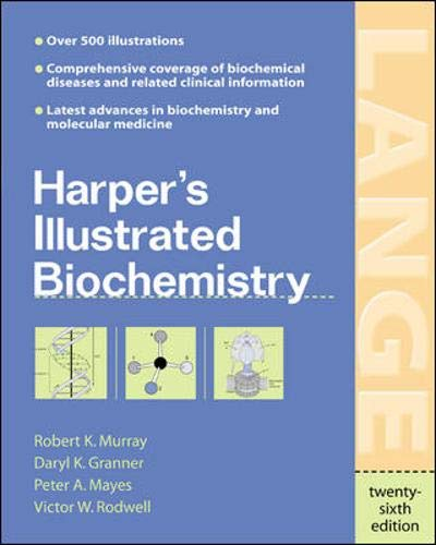 9780071389013: Harper's Illustrated Biochemistry (LANGE Basic Science)