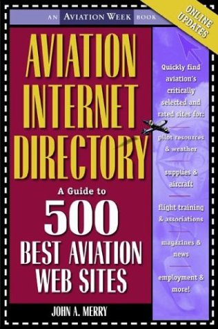 9780071389402: Aviation Internet Directory: A Guide to 500 Best Aviation Websites