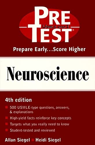 9780071389785: Neuroscience: Pretest Self-Assessment and Review