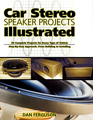 9780071389846: Car Stereo Speakers Illustrated