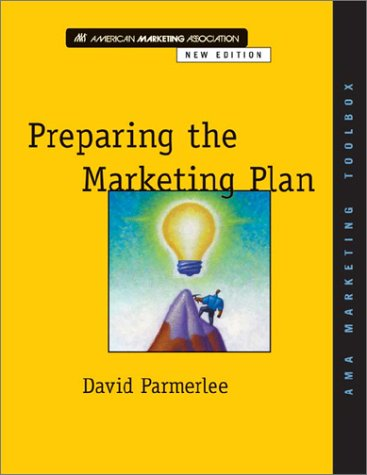 9780071389914: Preparing the Marketing Plan