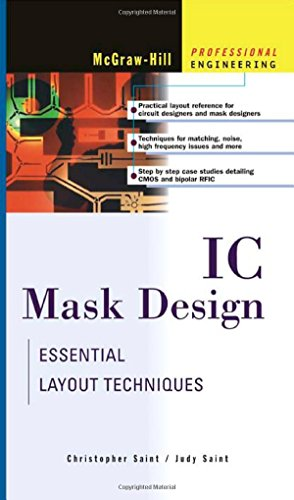 9780071389969: IC Mask Design: Essential Layout Techniques