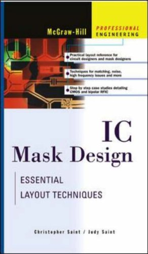 9780071389969: IC Mask Design: Essential Layout Techniques (Professional Engineering)