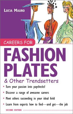 9780071390279: Careers for Fashion Plates & Other Trendsetters (Vgm Careers for You Series)