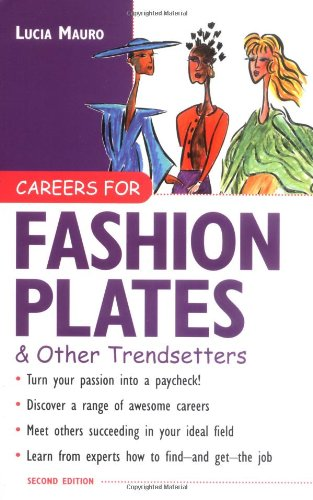9780071390286: Careers for Fashion Plates & Other Trendsetters