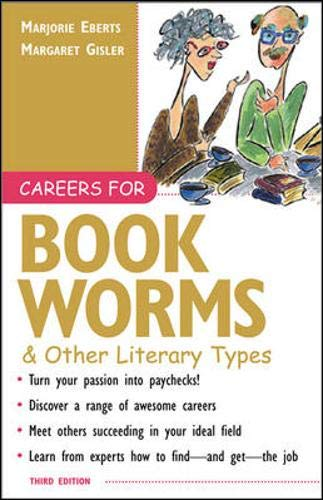 9780071390316: Careers for Bookworms & Other Literary Types, 3rd Edition (Careers for Series)