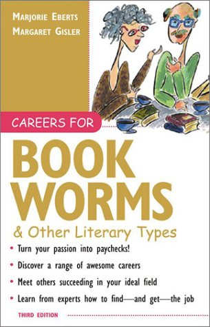 9780071390323: Careers for Bookworms & Other Literary Types (Vgm Careers for You Series)