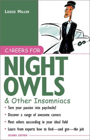 9780071390330: Careers for Night Owls & Other Insomniacs (VGM Careers for You)